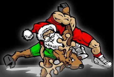 santa_wrestling