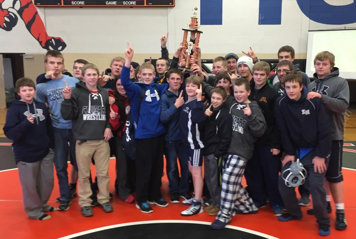 JV Wins HVL Title; Joey Majerus Wins 200th