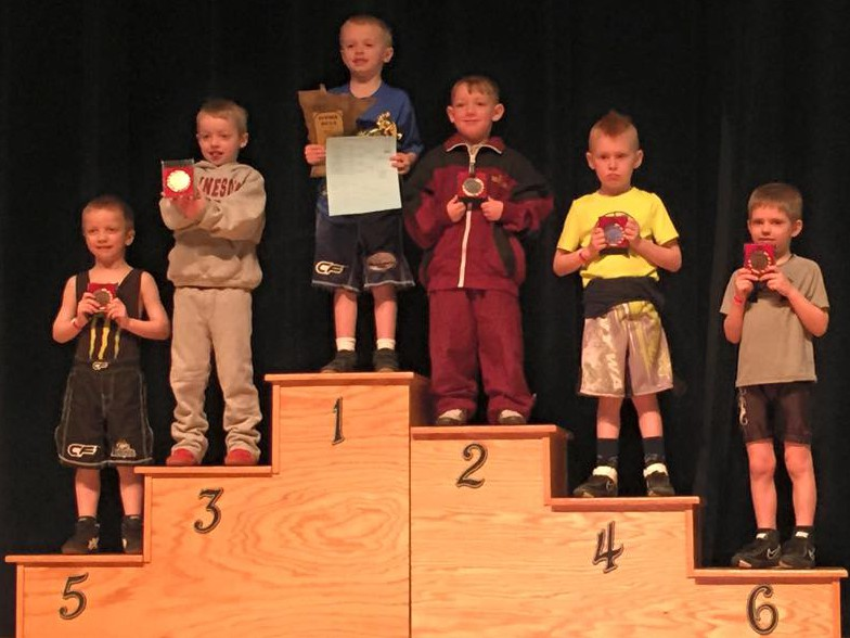 2 Wrestlers Place at NYWA State