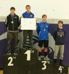 Jack Smothers, 4th @ 132